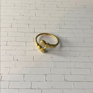 Dainty 6 Circle Thin Ring